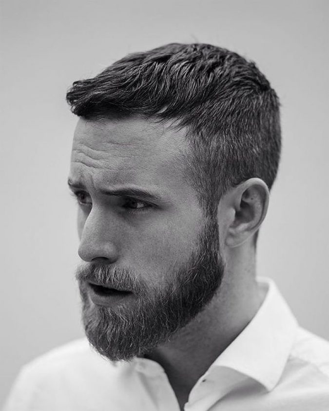 French-crop-haircut-3-675x843 10 Best 2019 Men's Haircuts According to Face Shape