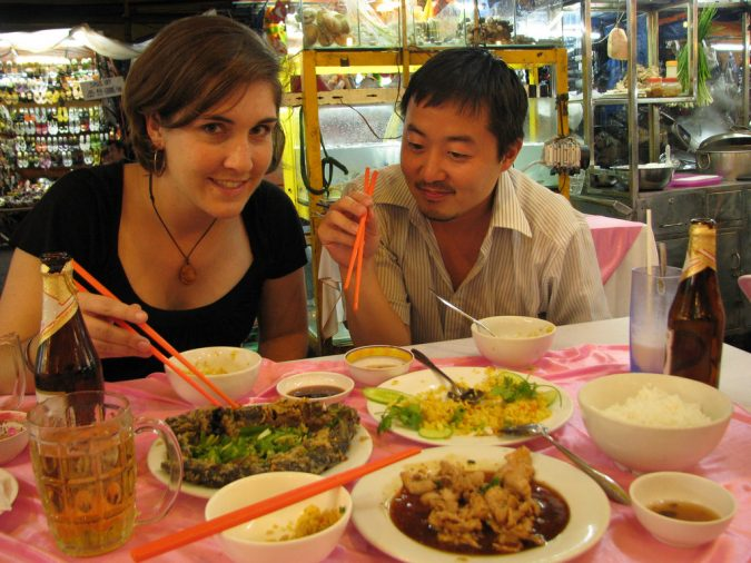 Local-Food-675x506 4 Tips for Best Luxury Travel on a Budget