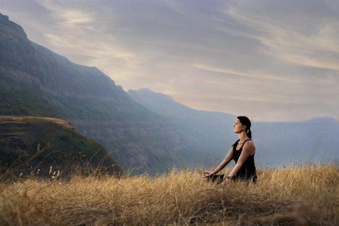 Meditation-on-Shillims-Peak-india-675x450 6 Top Reasons to Visit India