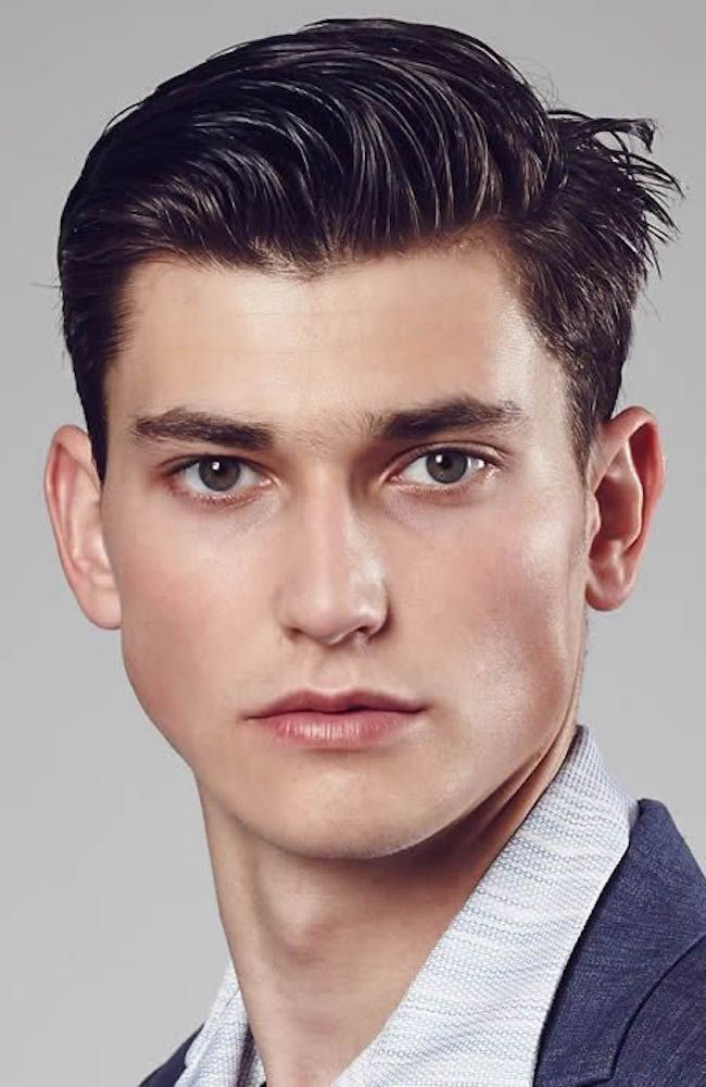 Quiff-haircut-3 10 Best Men's Haircuts According to Face Shape in 2020