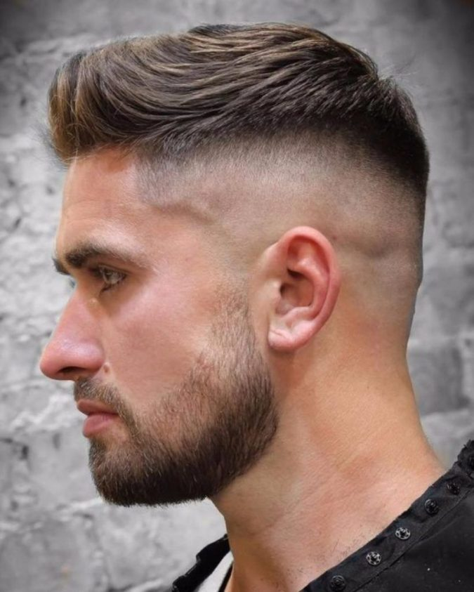 Quiff-haircut-675x843 10 Best Men's Haircuts According to Face Shape in 2020