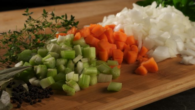 Sauté-Aromatics.-675x381 14 Easy Tricks for Anyone Who Likes Vegetarian Food