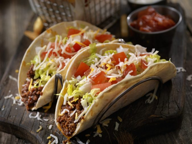 Textured-Vegetable-Protein-Tacos-675x506 14 Easy Tricks for Anyone Who Likes Vegetarian Food