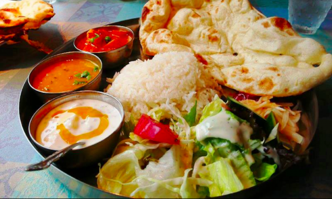 Vegetarian-Curry-indian-food-675x405 6 Top Reasons to Visit India
