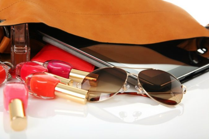 bag-1-675x449 15 Must-have Beauty Products in Your Handbag