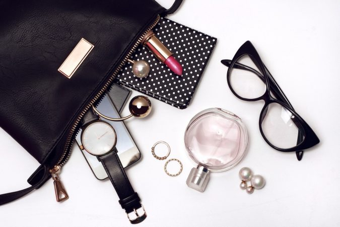 bag-675x450 15 Must-have Beauty Products in Your Handbag