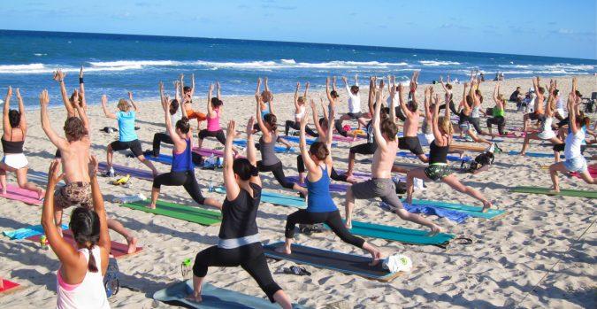 beach-yoga-675x349 Top 6 Outdoor Activities Miami Has to Offer