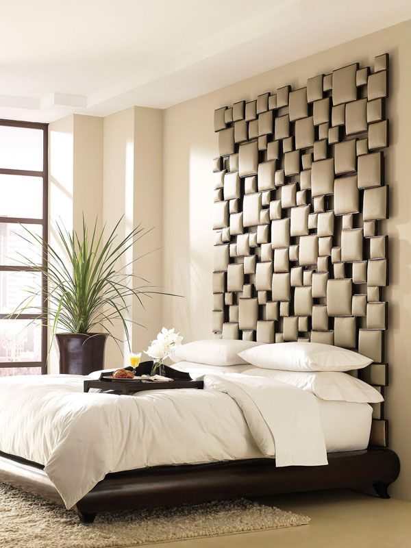 bedroom-decor-deluxe-headboard 9 Important Things to Remember When Decorating Your Bedroom