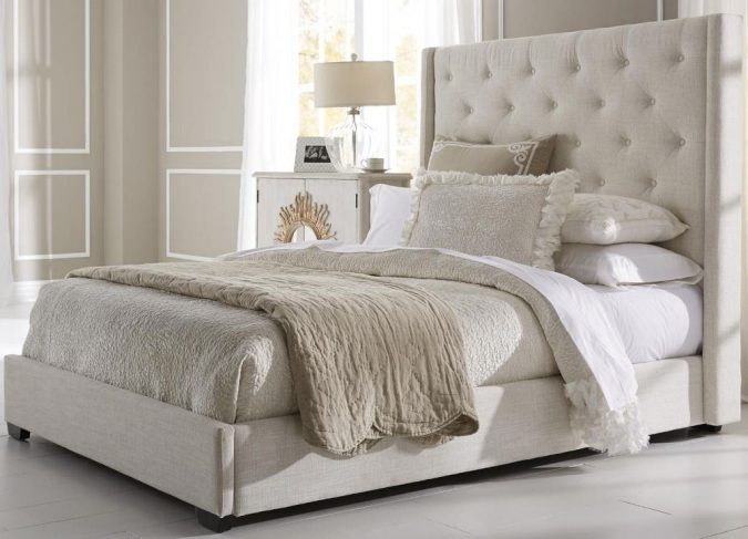bedroom-decor-layered-pillows-675x487 20 Cheapest Bedroom Ideas to Make Your Space Look Expensive
