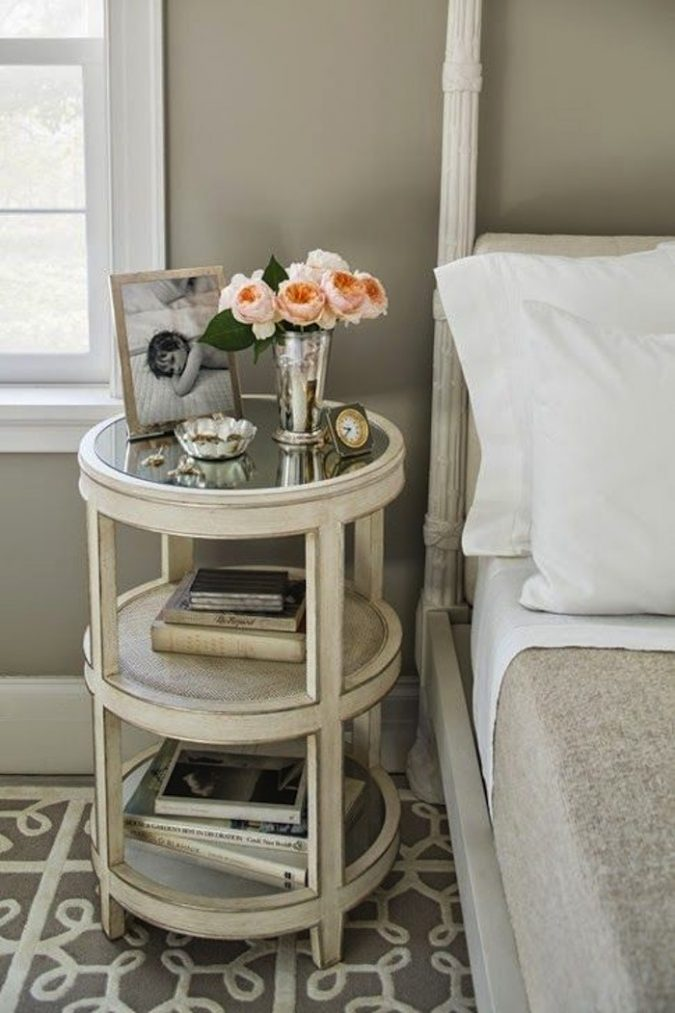 bedroom-decor-nightstand-2-675x1013 20 Cheapest Bedroom Ideas to Make Your Space Look Expensive