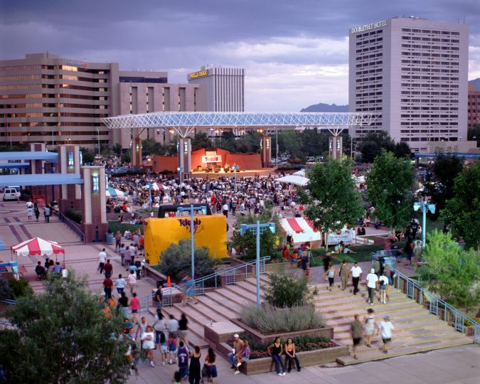 downtown-Albuquerque-675x540 5 Reasons The City of Albuquerque Is a Great Choice for Investing in a Home