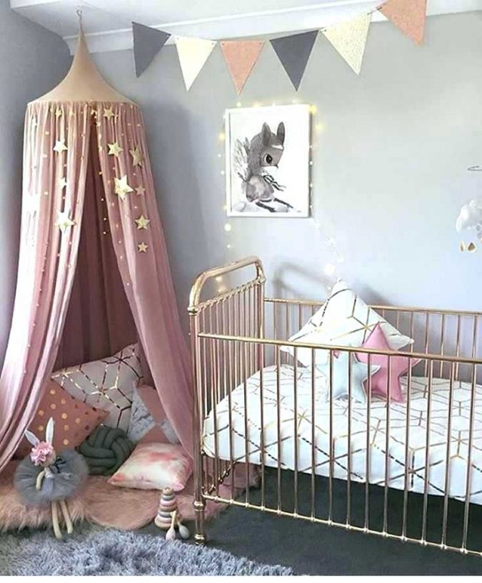 fairy-lights-in-children-bedroom-675x816 15 Simple Décor Tips to Make Your Kids' Room Look Attractive