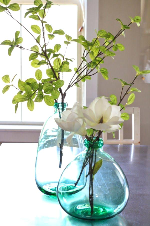 glass-vases Top 18 Creative Kitchen Decoration Tricks No One Told You About