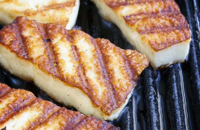 grilled-Halloumi-Cheese-675x439 14 Easy Tricks for Anyone Who Likes Vegetarian Food