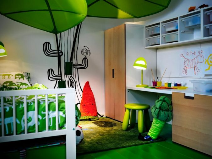 kids-room-decoration-ideas.-675x507 15 Simple Décor Tips to Make Your Kids' Room Look Attractive