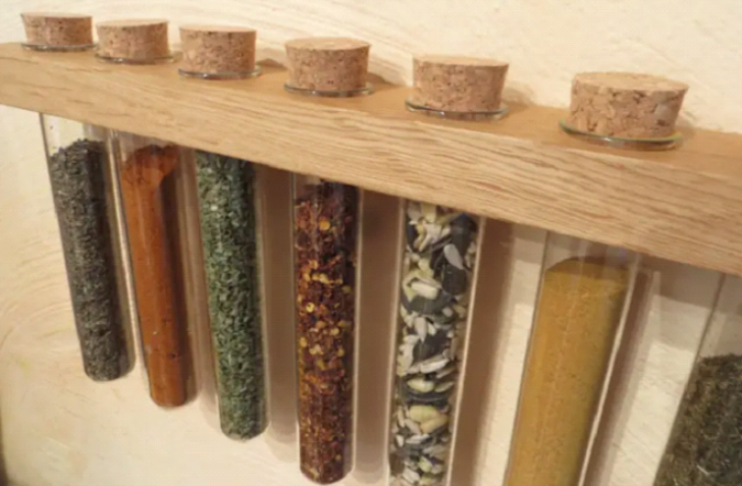 kitchen-decor-spices-675x442 Top 18 Creative Kitchen Decoration Tricks No One Told You About