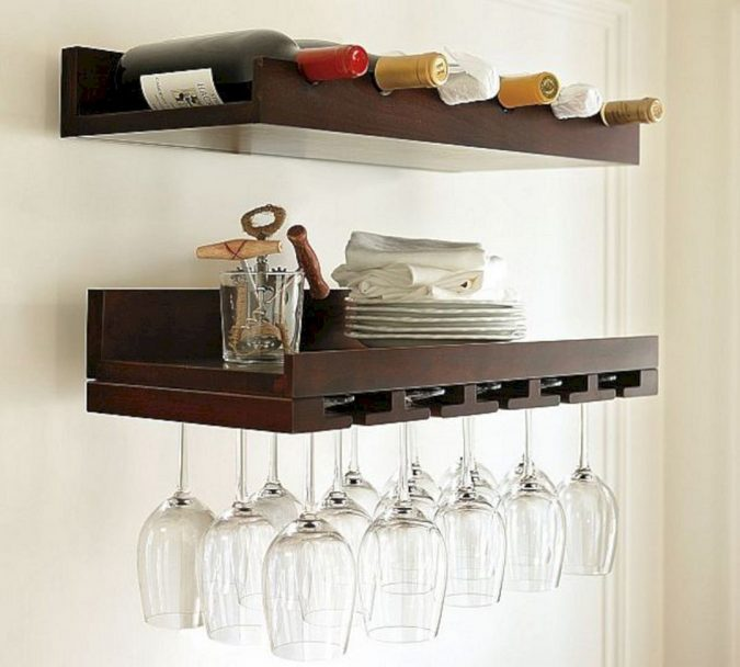 kitchen-decor-wine-storage-675x608 Top 18 Creative Kitchen Decoration Tricks No One Told You About