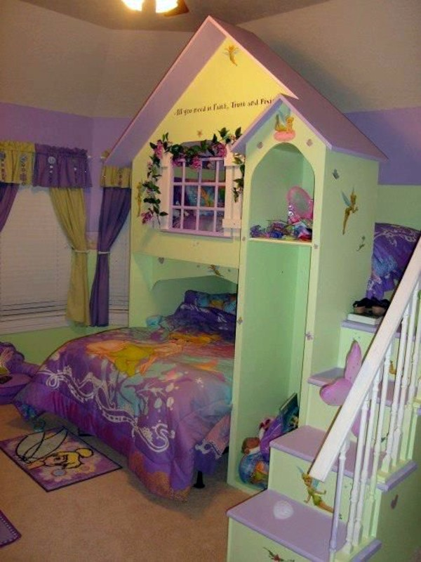 mini-house-design 15 Simple Décor Tips to Make Your Kids' Room Look Attractive