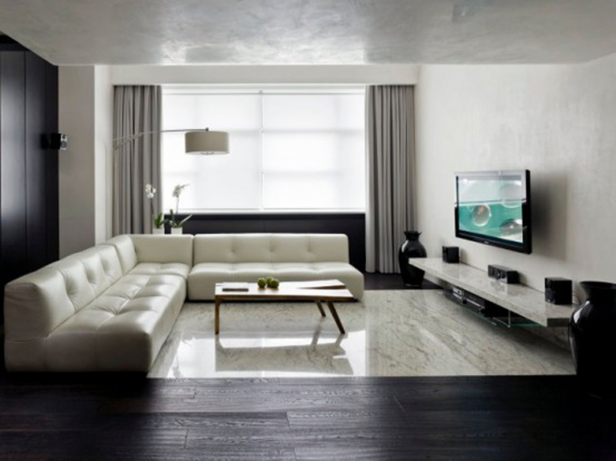 minimalist-small-living-room-2-675x505 Best 14 Tips to Follow When Planning a Small Living Room