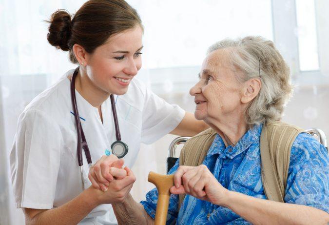 nurse-patient-gratitude-675x461 12 Gift Ideas for Your Favorite Medical Professional