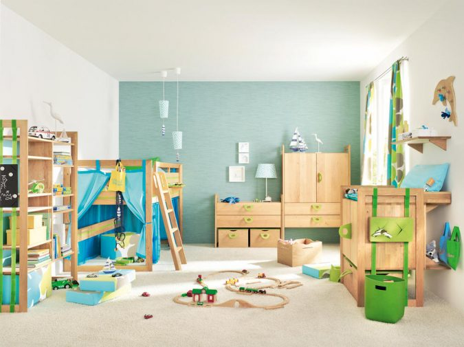 play-area-in-kids-rooms.-675x505 15 Simple Décor Tips to Make Your Kids' Room Look Attractive