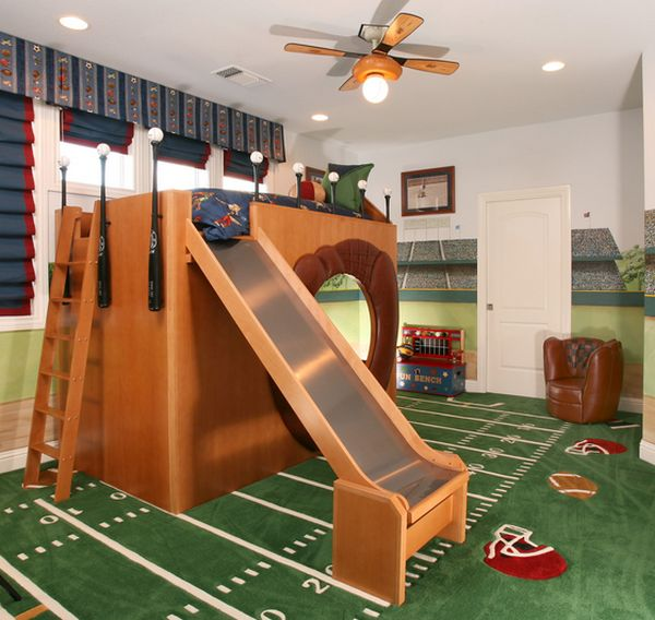 play-area-in-kids-rooms 15 Simple Décor Tips to Make Your Kids' Room Look Attractive