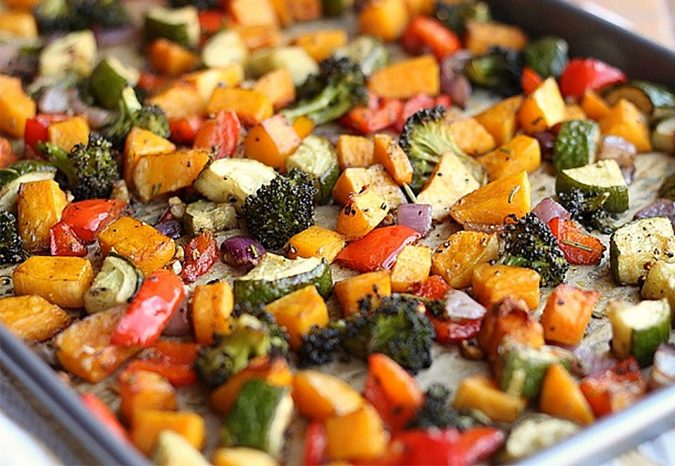 roasted-vegetables-1-675x466 14 Easy Tricks for Anyone Who Likes Vegetarian Food