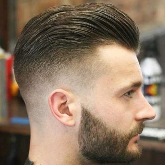 skin-fade-haircut-675x675 10 Best 2019 Men's Haircuts According to Face Shape
