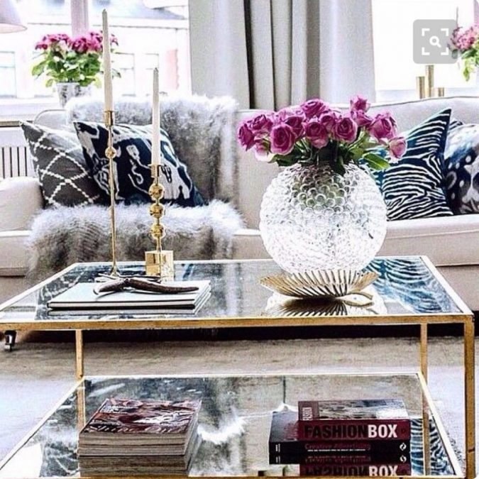 small-living-room-metallic-vase-675x675 Best 14 Tips to Follow When Planning a Small Living Room