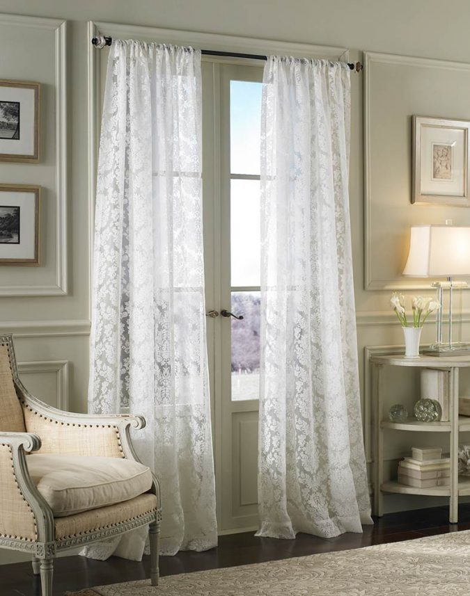 small-living-room-translucent-curtains-2-675x857 Best 14 Tips to Follow When Planning a Small Living Room
