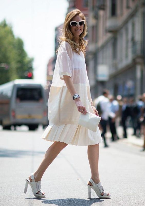 summer-work-outfit-2 80+ Elegant Summer Outfit Ideas for Business Women