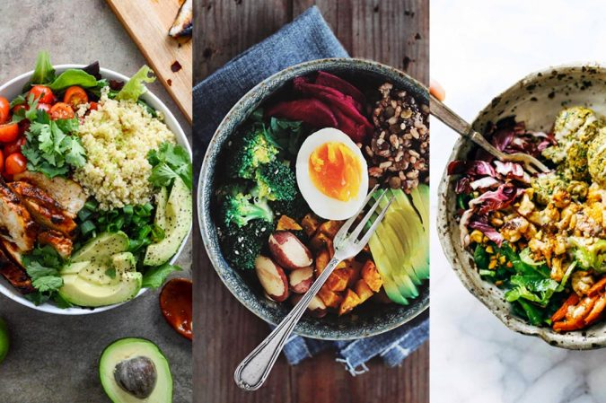 vegan-Sushi-Bowls-675x449 14 Easy Tricks for Anyone Who Likes Vegetarian Food