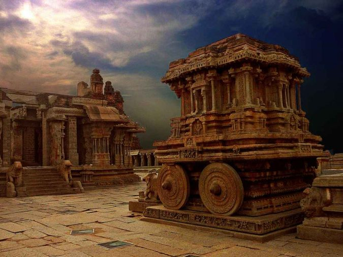 vitthala-temple-hampi-ancient-india-675x506 6 Top Reasons to Visit India
