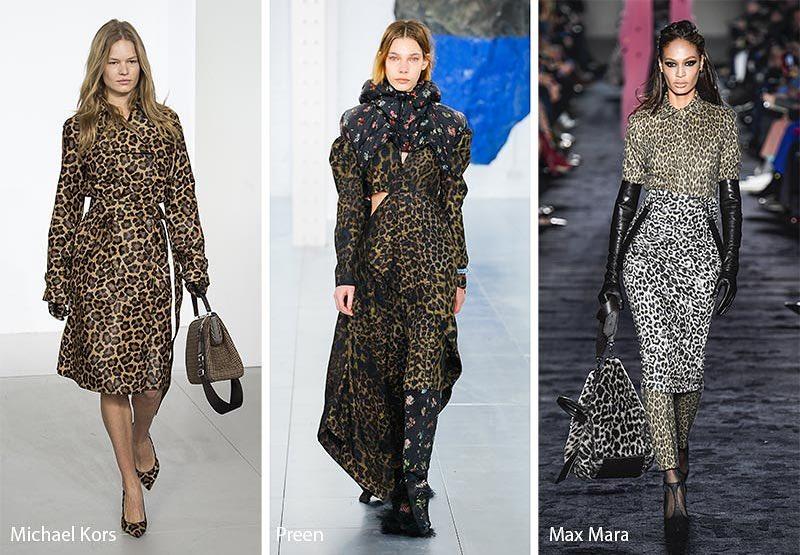 Animal-prints 20 Most Stylish Female Celebrities Fashion Trends 2020