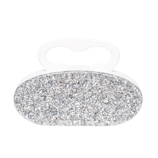 Crushed-glitter-clutches 20 Most Stylish Female Celebrities Fashion Trends 2020