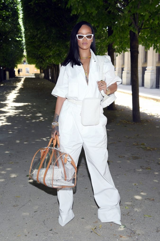 Louis-Vuitton-675x1013 20 Most Stylish Female Celebrities Fashion Trends 2019