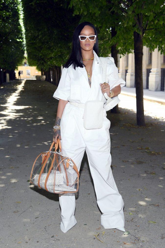 Louis-Vuitton-675x1013 20 Most Stylish Female Celebrities Fashion Trends 2020