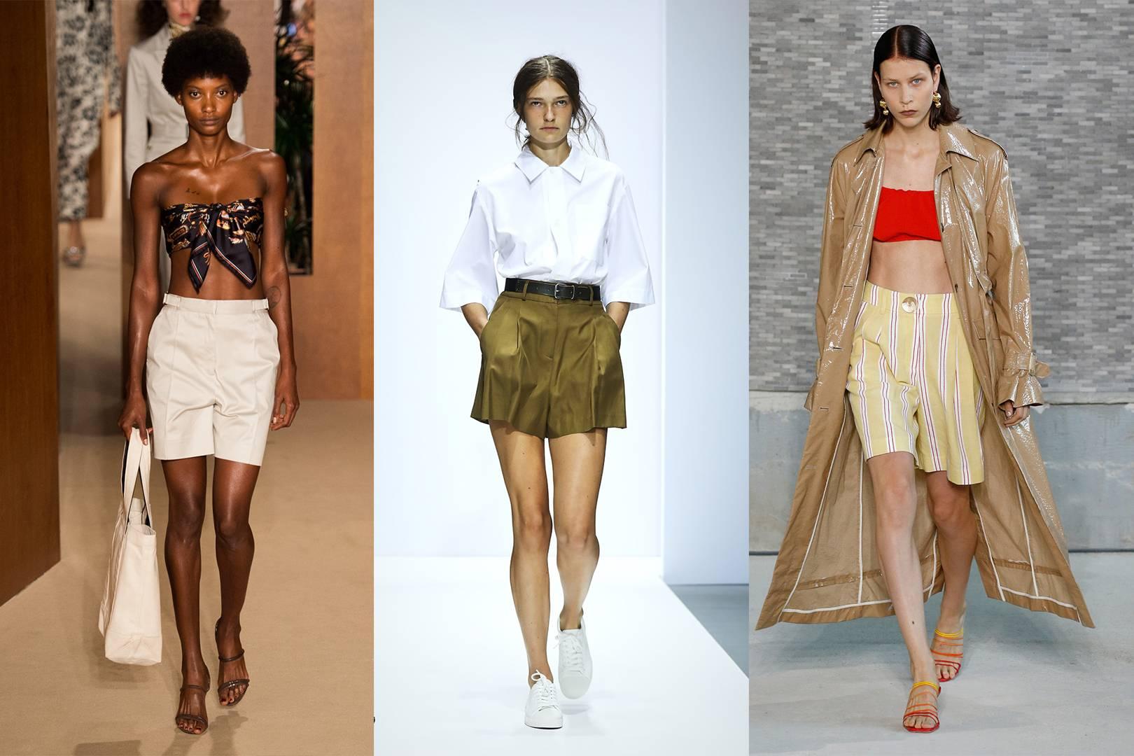 Rational-Shorts 20 Most Stylish Female Celebrities Fashion Trends 2020