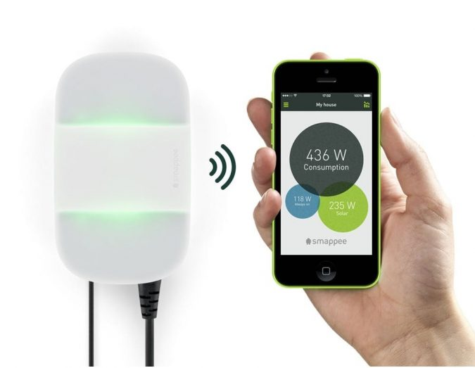 Smappee-Energy-Monitor-app-smart-home-gadgets-2-675x523 Newest 12 Smart Gadgets You Should Keep in Home