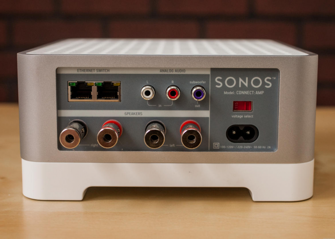 Sonos-Connect-sound-system-smart-home-gadgets-2-675x482 Newest 12 Smart Gadgets You Should Keep in Home