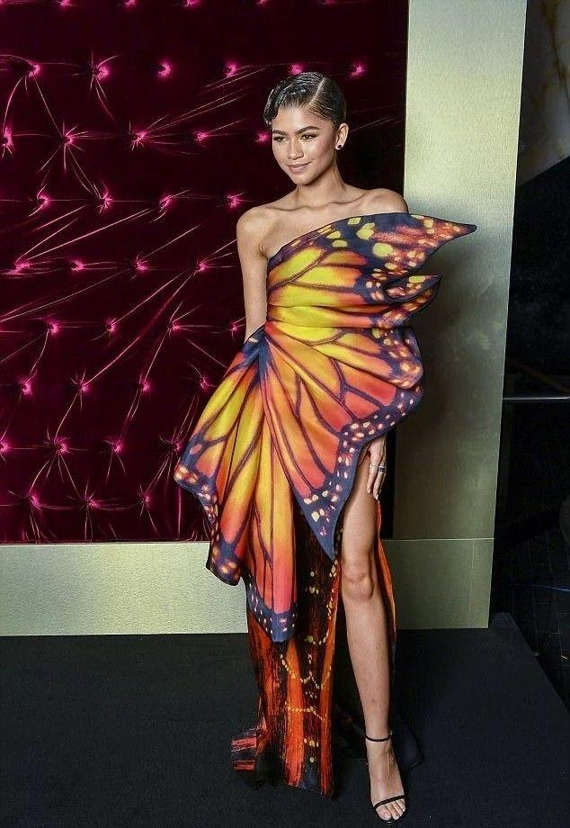 Zendaya 20 Most Stylish Female Celebrities Fashion Trends 2020