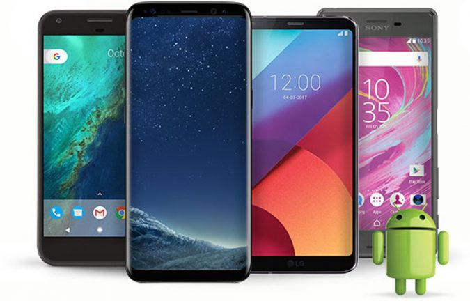 android-phones-675x432 Android VS iPhone: Which Is Better for You?