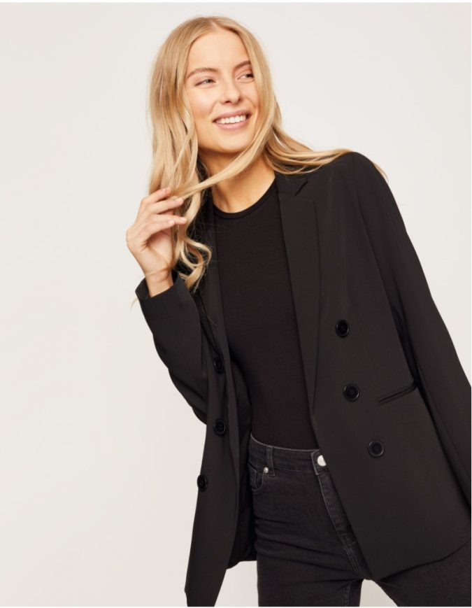 black-blazer-675x869 10 Stunning Women Outfit Ideas for 2019