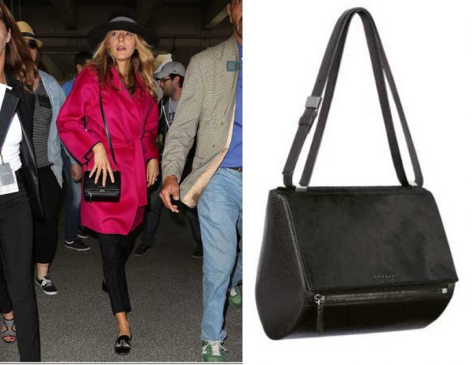 blake-lively-givenchy-pandora-box-bag-675x523 20 Most Stylish Female Celebrities Fashion Trends 2019