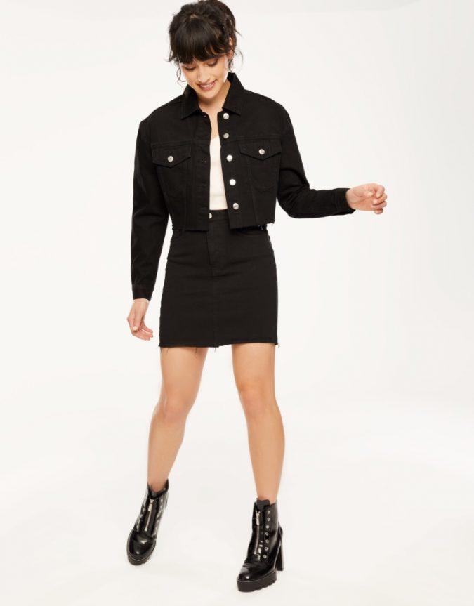 denim-jacket-2-675x863 10 Stunning Women Outfit Ideas