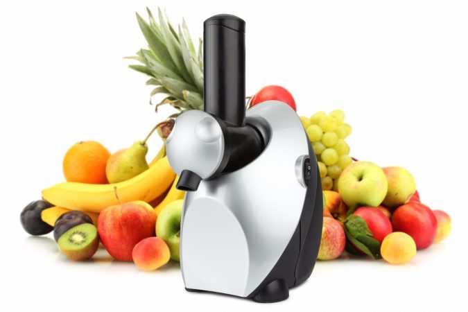 frozen-fruit-ice-cream-machine-kitchen-tools-675x450 24 Innovative Kitchen Tools You Should Get Today