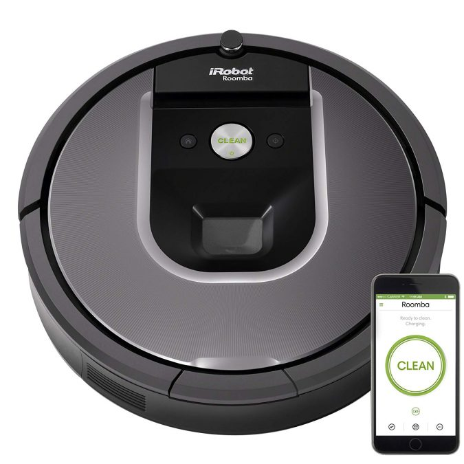 iRobot-Roomba-960-advanced-cleaning-robot-smart-gadgets-675x675 Newest 12 Smart Gadgets You Should Keep in Home