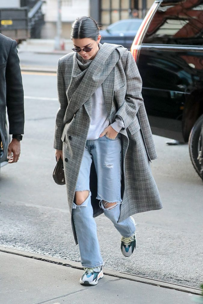 kendall-jenner-dad-shoes-sneakers-675x1010 7 Reasons to Follow the Ugly Dad-Sneaker Trend