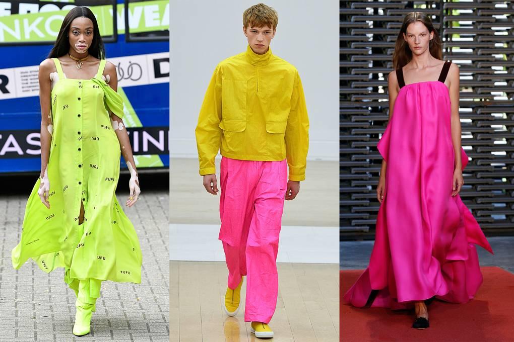 neon 20 Most Stylish Female Celebrities Fashion Trends 2020