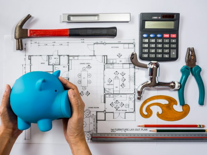remodel-on-budget-675x506 Renovating Your Home? Don't Forget to Do These 3 Things